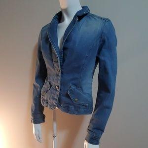 DKNY Blue Denim Jacket
